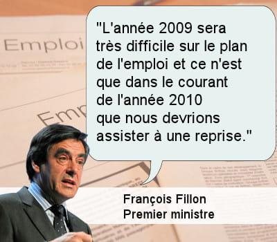 françois fillon, premier ministre.