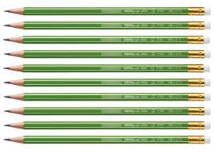 le prix des crayons diminue de 35% en moyenne sur internet en 2010.