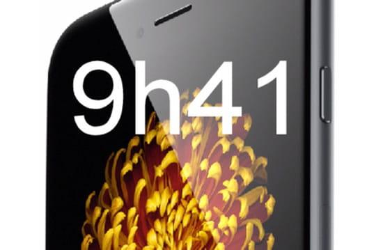 Chez Apple, il est toujours 9h41