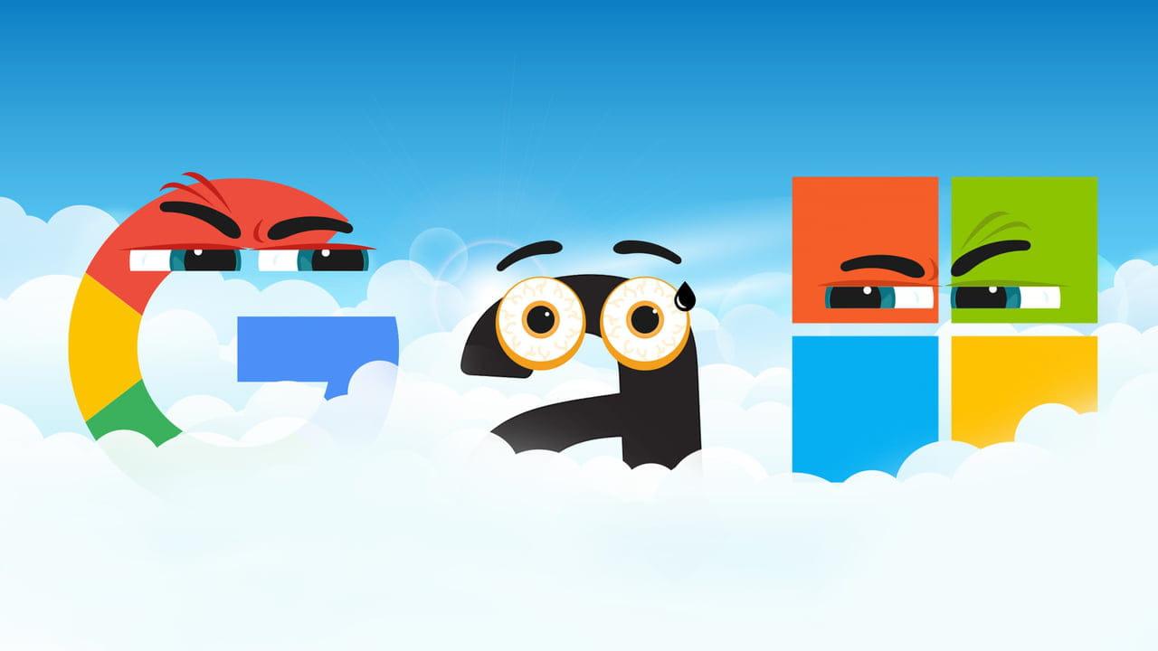 Amazon, Google et Microsoft engagent la guerre des clouds hybrides