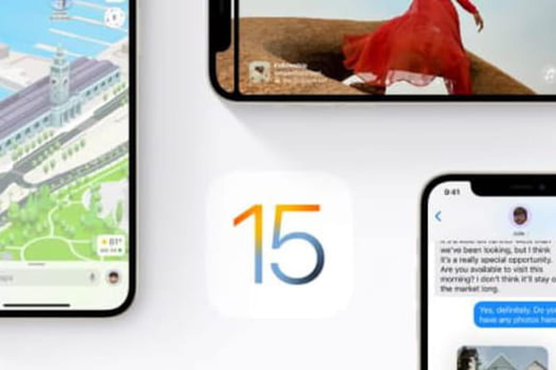 iOS15: une première mise à jour de sécurité (iOS 15.0.1)