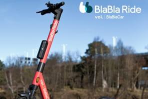 Avec ses covoiturages au point mort, BlaBlaCar se tourne vers les trottinettes