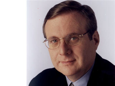 paul gardner allen cofonde microsoft avec bill gates en 1975.