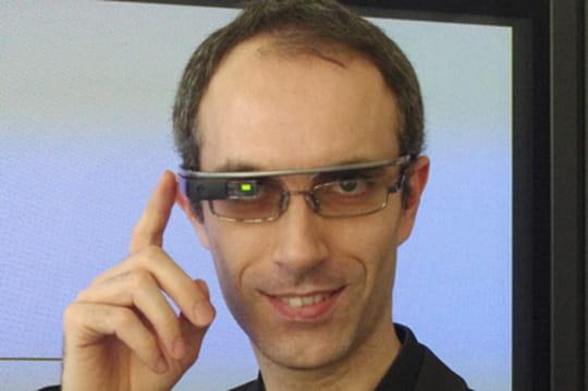 La Caisse d'Epargne se lance dans les Google Glass