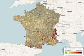 Villes les plus endettées de France: le classement 2018