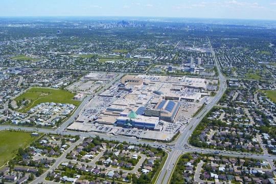 West Edmonton Mall, plusgrandcentrecommerciald'Amérique