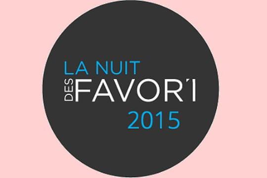 Découvrez la composition du Grand Jury des Favor'i 2015