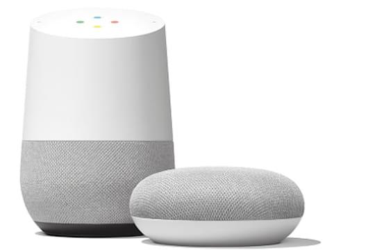 Google Home: -50% sur les Google Home Mini chez Fnac et Darty