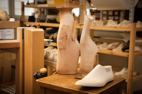 John Lobb : forme en bois de charme