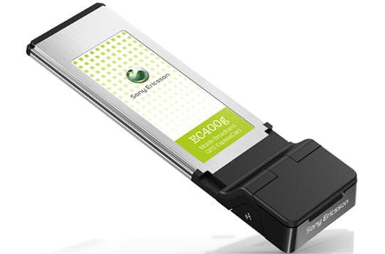 Express Card 3G+ / GPS