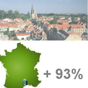 canet, dans l'hérault, est la sixième ville qui gagne le plus d'habitants.