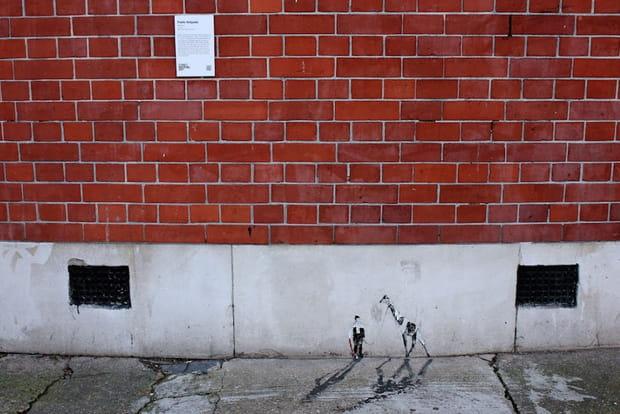 Beyond Banksy: Not Another Gift Shop par Pablo Delgado