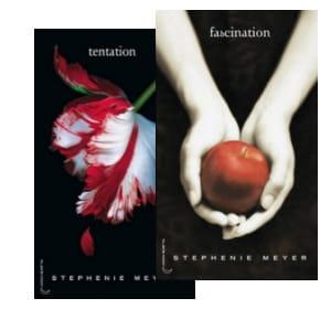 les 4 tomes de la saga twilight sont régulièrement classés dans le top 20 depuis