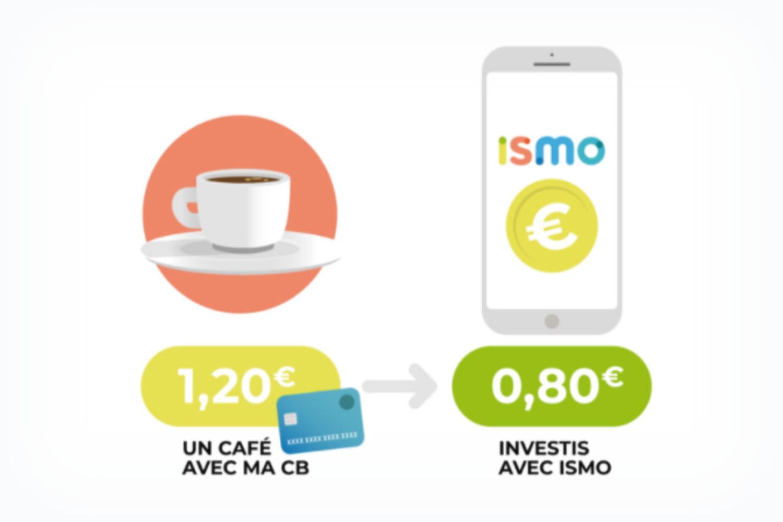 Ismo, l'application qui investit vos arrondis en Bourse