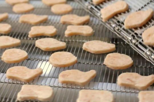 McDonald's ouvre les portes de son usine de nuggets