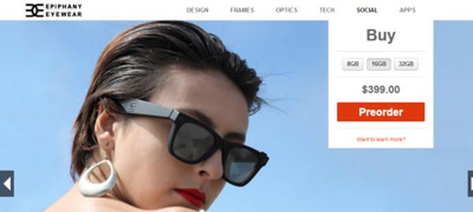 12 alternatives aux Google Glass
