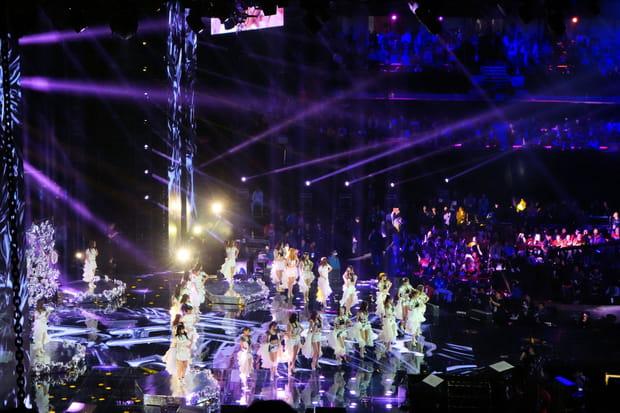 Des chants, des danses et des défilés