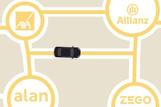 Les assureurs à la conquête de la génération Uber