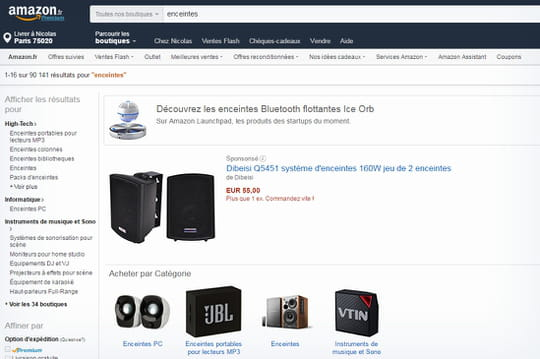 Le SEA sur Amazon : beaucoup de limites... et encore plus de potentiel