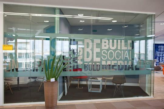 Salles de réunion Facebook France