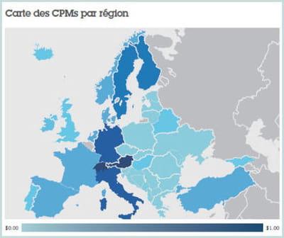 la carte européenne du cpm