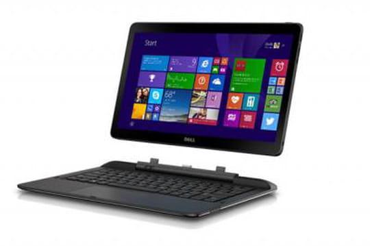 Dell dégaine un nouvel hybride Latitude pour contrer la Surface Pro3