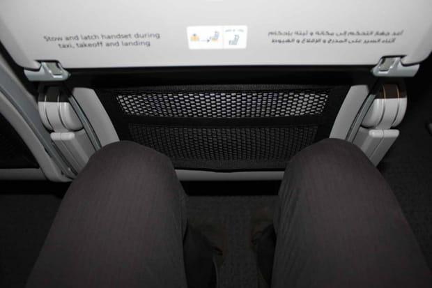 Dimensions des sièges