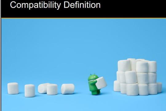"""Android 6.0 """"Marshmallow"""" : Google publie les prérequis"""