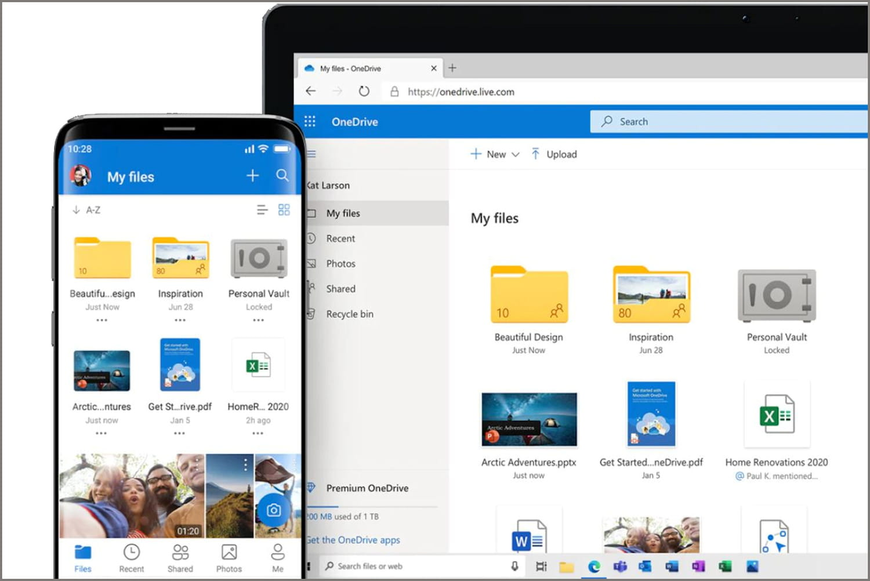 OneDrive, l'outil de stockage gratuit de Microsoft