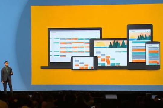 Comme Microsoft, Google veut unifier ses OS et expériences utilisateurs