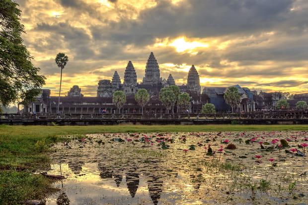 Siem Reap, Cambodge