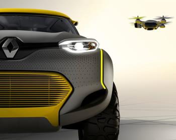 le drone compagnon.