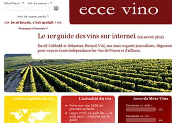 turn to wine, le marketing électronique du vin