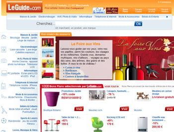 leguide.com a cette année été racheté par le groupe lagardère.