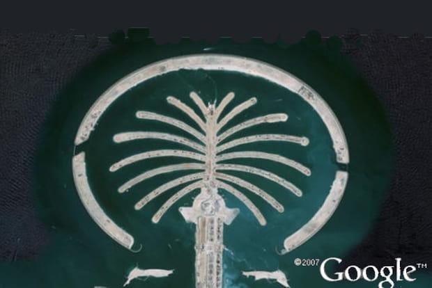 L'image Google Earth de l'année