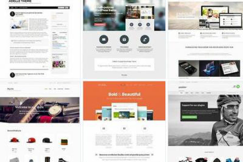 WordPress : 11 thèmes en Responsive Design