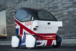 Le Royaume-Uni veut booster le développement des voitures autonomes