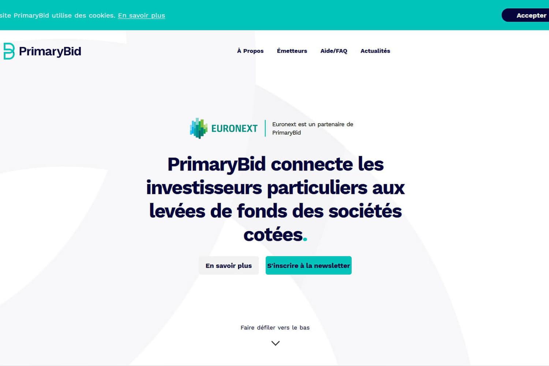 PrimaryBid: présentation, fonctionnement, frais…