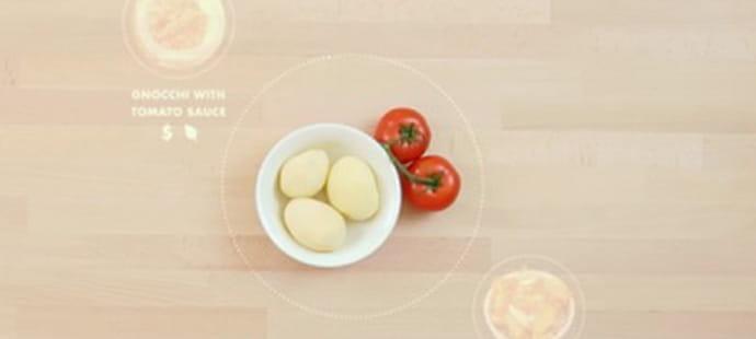 Vidéo : Ikea invente la table de cuisine connectée de 2025