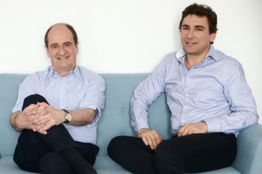 """Pierre Lescure et Jean-David Blanc créent Molotov, """"un service innovant de distribution de chaînes TV"""""""