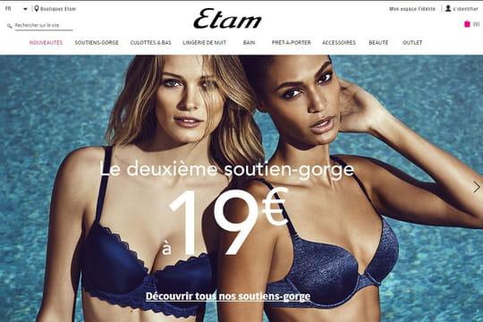 """Etam : une expérience client multicanale """"sans couture"""" basée sur la connaissance client"""