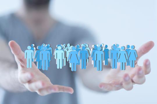 Réseau social d'entreprise en France en 2015