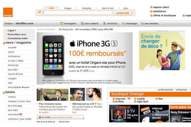 France Telecom en 2009