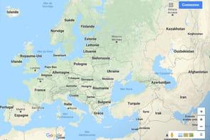 Google Maps: itinéraires en France, Street View, Google Earth...