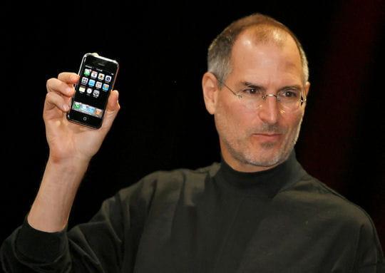 2007 : l'iPhone
