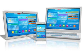 le nombre de téléphones et de tablettes va dépasser celui des ordinateurs
