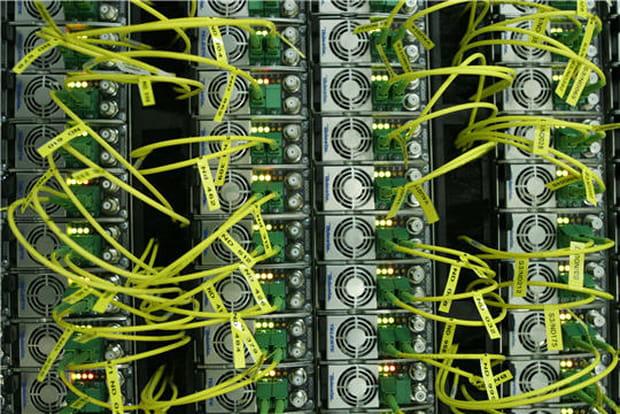 Un réseau complexe