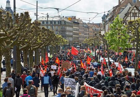 Loi Travail (réforme du travail): suivez les manifs en direct