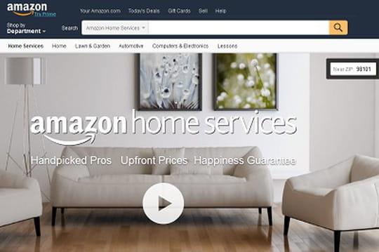 Services pour la maison, voyage... les nouveaux axes de diversification d'Amazon