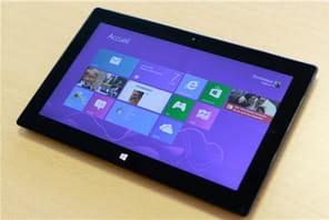 Microsoft perd de l'argent avec ses tablettes Surface